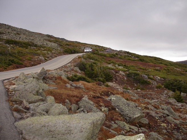 mount washington scenic drive
