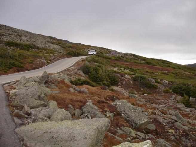 mount washington scenic drive