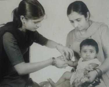 first raksha bandhan alok singhal