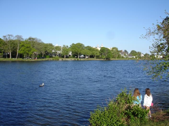 kids at spring lake