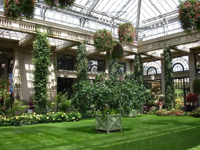 conservatory gardens united states