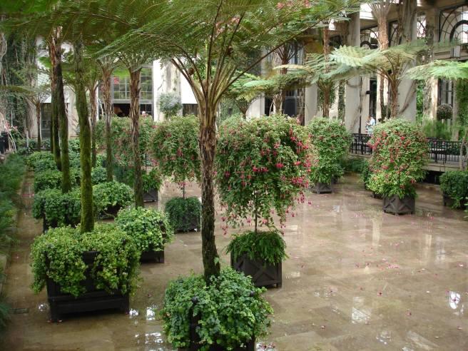 conservatory longwood pa