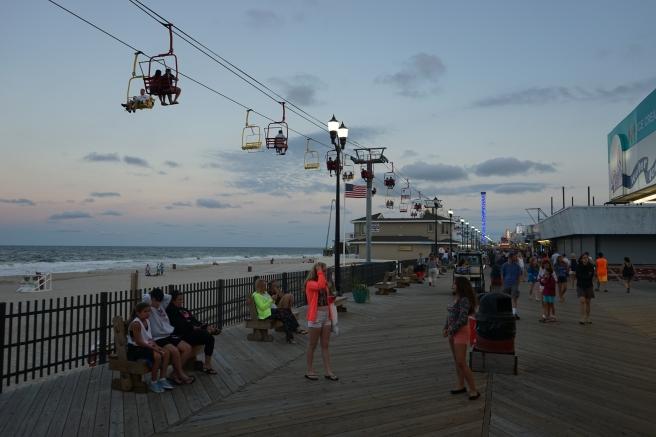 boardwalk seaside heights