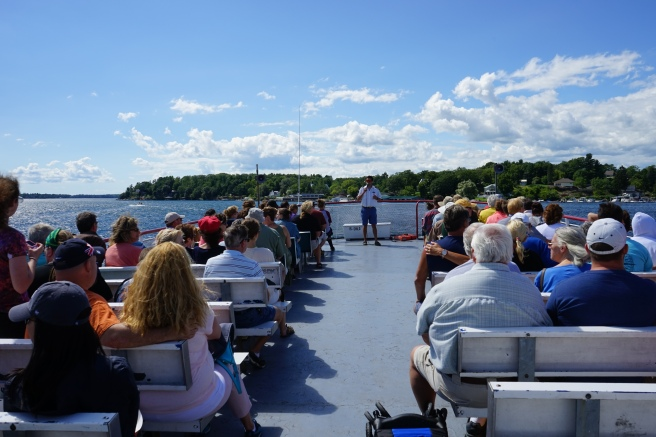 uncle sam tours boldt castle alexandria bay