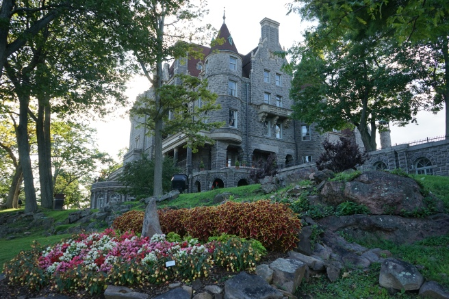 castles to visit in us