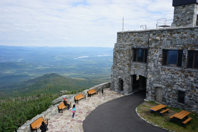 castle on whiteface mountain highway