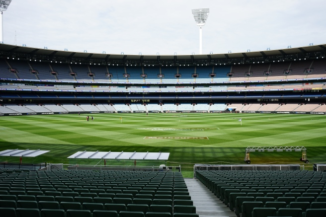 mcg ground in melbourne