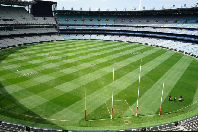 where to play cricket in melbourne australia