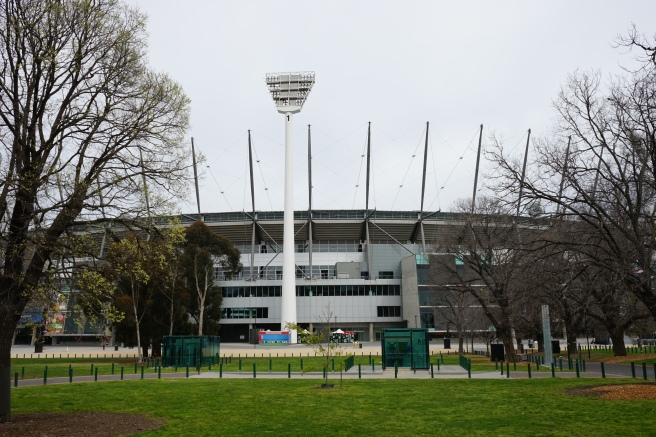 melbourne cricket ground mcg
