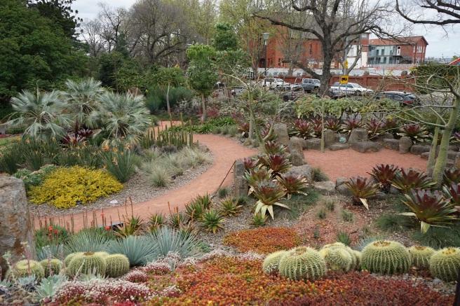 botanical gardens in australia