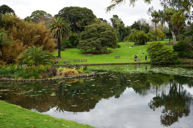 scenic ponds melbourne tourism victoria