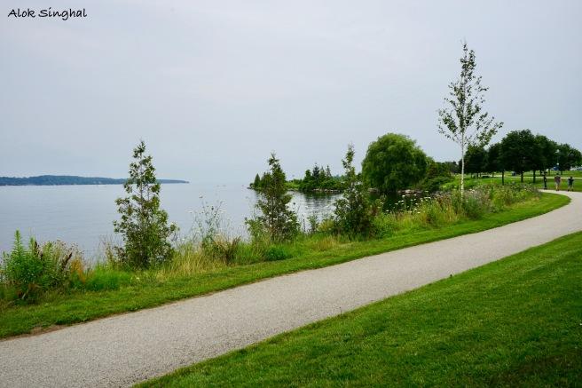 centennial park lake simcoe