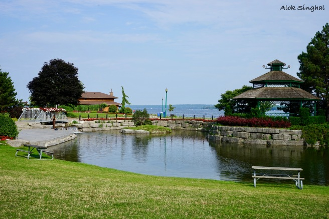 heritage park lake simcoe