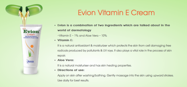 evion vitamin e