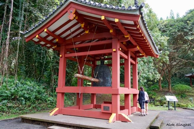 buddhist peace bell