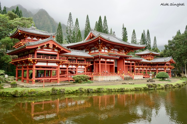 japanese temple in hawaii