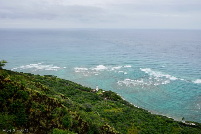 diamond head lighthouse oahu