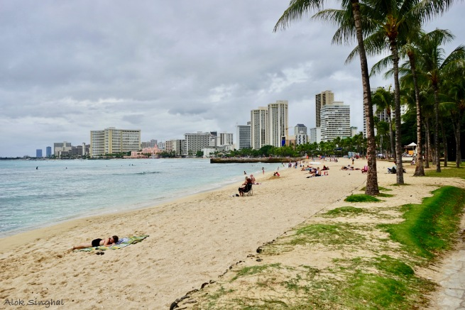 beachfront honolulu