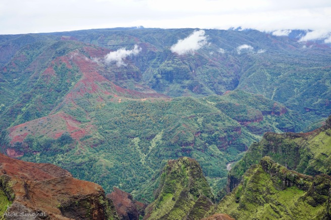 grand canyon in kauai